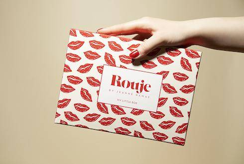 Rouje Box by Jeanne Damas