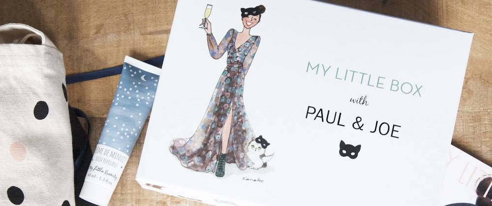 My Little Box × Paul & Joe 2015