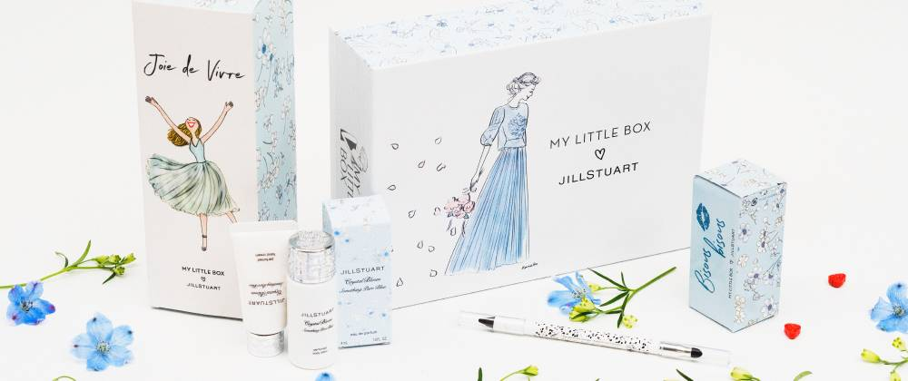 My Little Box × Jill Stuart