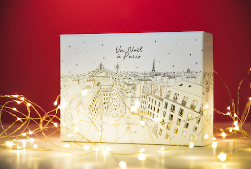 Un Noël à Paris Box