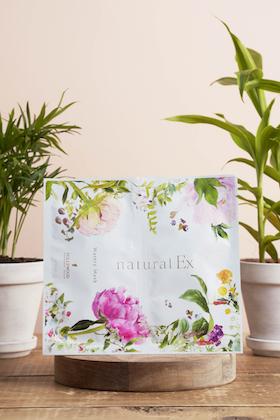 和の美肌植物※1でうるおう 癒しの香りのシートマスク